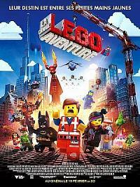 affiche sortie dvd la grande aventure lego