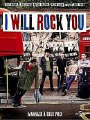affiche sortie dvd I Will Rock You
