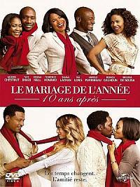 affiche sortie dvd le mariage de l'annee, 10 ans apres