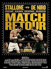 affiche sortie dvd match retour
