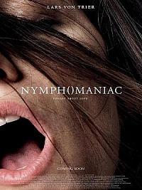 affiche sortie dvd nymphomaniac - volume 2
