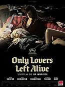 affiche sortie dvd Only Lovers Left Alive