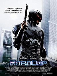 affiche sortie dvd robocop