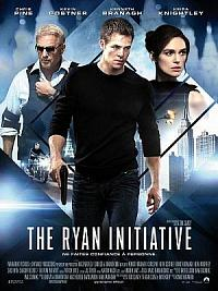 affiche sortie dvd The Ryan Initiative
