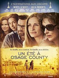 affiche sortie dvd un ete a osage county