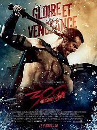 affiche sortie dvd 300 - la naissance d'un empire