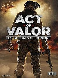 affiche sortie dvd act of valor
