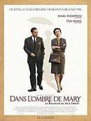 affiche sortie dvd Dans l'ombre de Mary - La promesse de Walt Disney