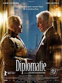 affiche sortie dvd diplomatie