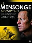 affiche sortie dvd le mensonge armstrong