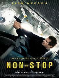 affiche sortie dvd non-stop