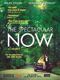 affiche sortie dvd the spectacular now