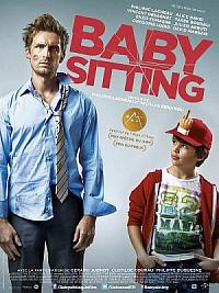 affiche sortie dvd babysitting