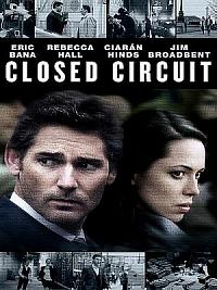 affiche sortie dvd Closed Circuit