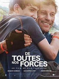 affiche sortie dvd de toutes nos forces