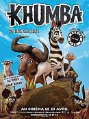 affiche sortie dvd Khumba