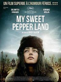 affiche sortie dvd my sweet pepper land