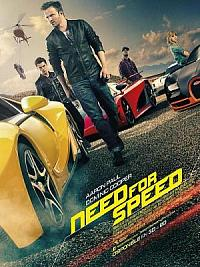 affiche sortie dvd need for speed