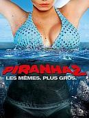 affiche sortie dvd piranha 3d 2