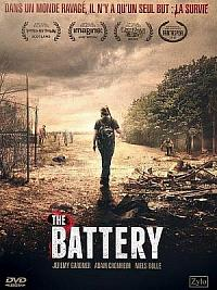 affiche sortie dvd the battery