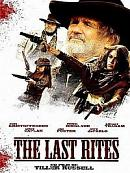 affiche sortie dvd The Last Rites