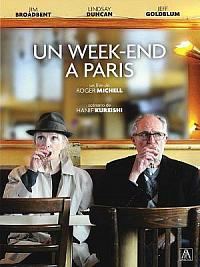 affiche sortie dvd Un week-end à Paris