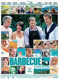 affiche sortie dvd barbecue