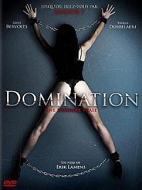 affiche sortie dvd domination