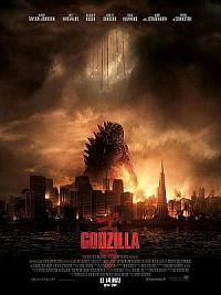 affiche sortie dvd godzilla
