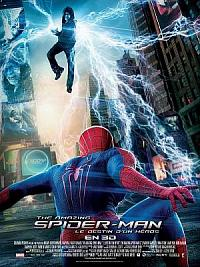 affiche sortie dvd the amazing spider-man 2 - le destin d'un heros