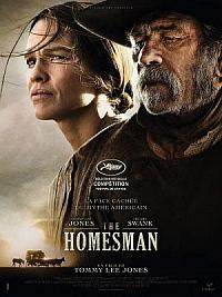 affiche sortie dvd the homesman