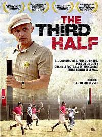 affiche sortie dvd third half