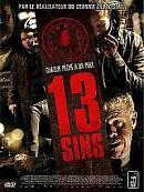 affiche sortie dvd 13 sins