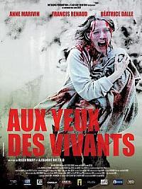 affiche sortie dvd aux yeux des vivants