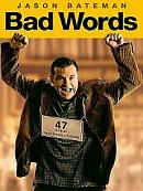 affiche sortie dvd bad words