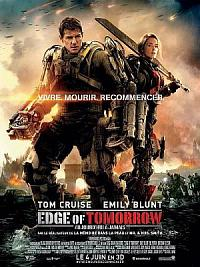 affiche sortie dvd edge of tomorrow