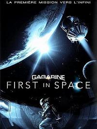 affiche sortie dvd gagarine - first in space