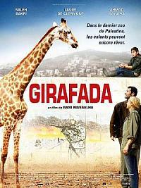 affiche sortie dvd girafada