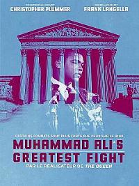 affiche sortie dvd muhammad ali's greatest fight