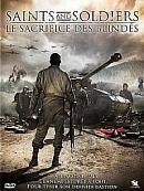 affiche sortie dvd saints & soldiers 3, le sacrifice des blindes