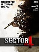 affiche sortie dvd Sector 4