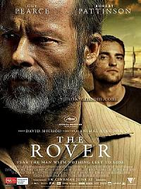 affiche sortie dvd the rover