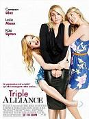affiche sortie dvd triple alliance