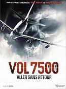 affiche sortie dvd vol 7500, aller sans retour