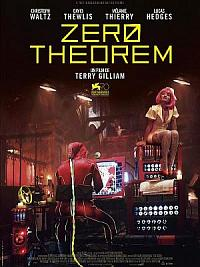 affiche sortie dvd Zero Theorem