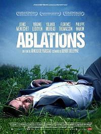 affiche sortie dvd ablations