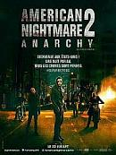 affiche sortie dvd american nightmare 2 : anarchy