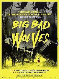affiche sortie dvd big bad wolves