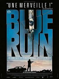 affiche sortie dvd blue ruin