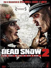 affiche sortie dvd dead snow 2 - red vs. dead